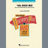 60s Rock Mix - Concert Band Bladmuziek