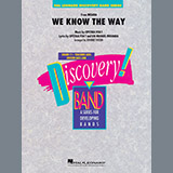 We Know the Way (from Moana) - Concert Band