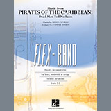 Music from Pirates of the Caribbean: Dead Men Tell No Tales - Concert Band