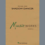 Partition autre Shadow Dancer - Bb Clarinet 1 de Michael Oare - Autre