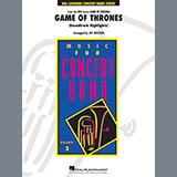 Game Of Thrones (Soundtrack Highlights) (arr. Jay Bocook) - Concert Band