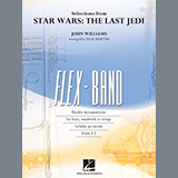 Partition autre The Last Jedi - Mallet Percussion de Selections from Star Wars - Autre