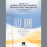 Highlights from Joseph and the Amazing Technicolor Dreamcoat - Concert Band