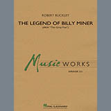 Partition autre The Legend of Billy Miner - Bassoon de Robert Buckley - Autre