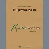 On Joyful Wing - Concert Band