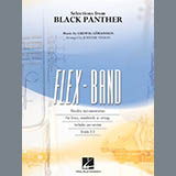 Selections from Black Panther - Concert Band