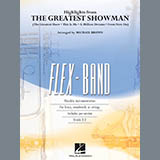 Highlights from The Greatest Showman - Concert Band