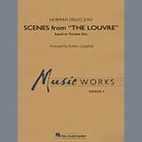 Norman Dello Joio - Scenes from the Louvre (arr. Robert Longfield) - Conductor Score (Full Score)