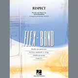 Respect (arr. Johnnie Vinson) - Concert Band Partituras Digitais