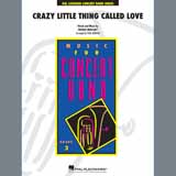 Queen - Crazy Little Thing Called Love (arr. Paul Murtha) - Percussion 2