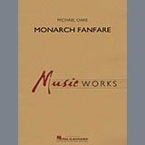 Monarch Fanfare - Concert Band Sheet Music