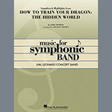 How To Train Your Dragon: The Hidden World (arr. Michael Brown) - Concert Band