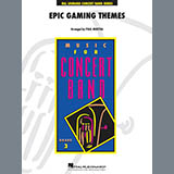 Epic Gaming Themes - Eb Baritone Saxophone