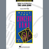 The Lion King (2019) (Highlights from the Motion Picture) - Concert Band
