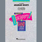 Alan Menken - Arabian Nights (from Disney's Aladdin) (arr. Johnnie Vinson) - Eb Alto Saxophone 2