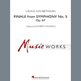 Finale from Symphony No. 5 (arr. Robert Longfield) - Concert Band