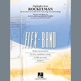 Highlights from Rocketman (arr. Johnnie Vinson) - Concert Band