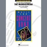 The Mandalorian (from Star Wars: The Mandalorian) (arr. Paul Murtha) - Concert Band