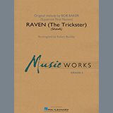 Bob Baker Raven (The Trickster) (arr. Robert Buckley) cover art