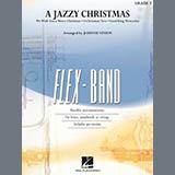 Johnnie Vinson A Jazzy Christmas cover art