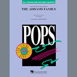 The Addams Family Musical (Choral Highlights) - String Quartets