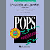 SpongeBob SquarePants (Theme Song) - String Quartet Sheet Music