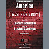 America (from West Side Story) - Orchestra
