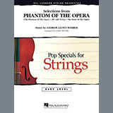 Selections from Phantom Of The Opera - Orchestra