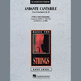 Andante Cantabile (from String Quartet, Op. 11) - Orchestra