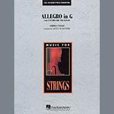 Allegro in G - Orchestra Partiture