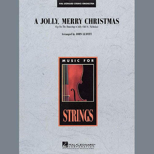 A Jolly, Merry Christmas - Full Score