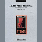 A Jolly, Merry Christmas - Orchestra Sheet Music