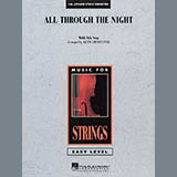 All Through The Night for Orchestra