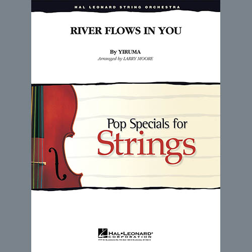 River Flows In You - Violin 3 (Viola Treble Clef)