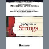 Sean O'Loughlin I'm Shipping Up To Boston - Full Score cover art