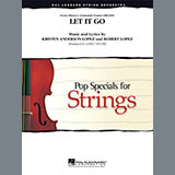 Let It Go (from Frozen) - Orchestra Sheet Music