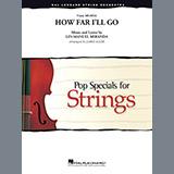 How Far Ill Go (from Moana) - Orchestra