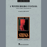 A Winter Holiday Fantasia - Orchestra Sheet Music