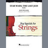 John Williams - Star Wars: The Last Jedi (Medley) (Arr. Larry Moore) - Percussion