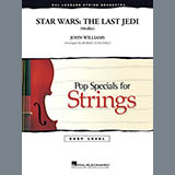 John Williams - Star Wars: The Last Jedi (Medley) (arr. Robert Longfield) - Percussion 1