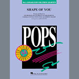 Ed Sheeran - Shape Of You (arr. Larry Moore) - Conductor Score (Full Score)