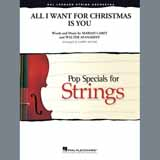 All I Want for Christmas Is You (arr. Larry Moore) - Orchestra