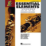 Various Essential Elements 2000, Book 1 For Clarinet (Book Only) cover art