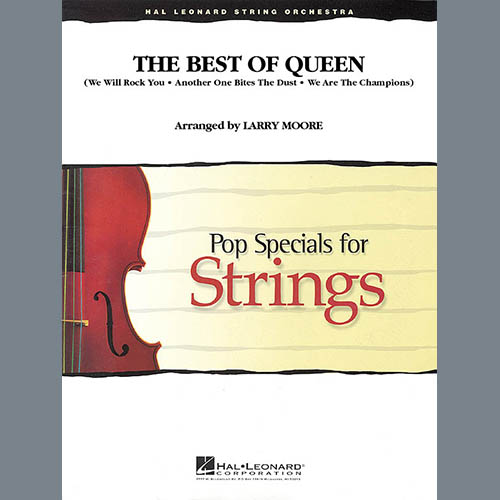 The Best of Queen by Larry Moore Orchestra Ensemble