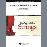 Captain America March - Orchestra