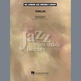 Thriller (Arr. Roger Holmes) - Jazz Ensemble