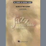 Oscar Pettiford Blues in the Closet (arr. Mark Taylor) - Baritone Sax cover art