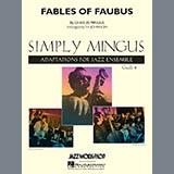 Fables Of Faubus - Jazz Ensemble