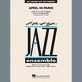 April in Paris - Jazz Ensemble (Rick Stitzel) Digitale Noter