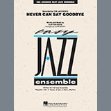 Never Can Say Goodbye - Jazz Ensemble Partitions